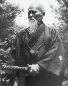 Морихей Уесиба — Основатель Айкидо