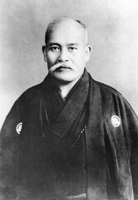 Основатель Айкидо Морихей Уэсиба 1939г.
